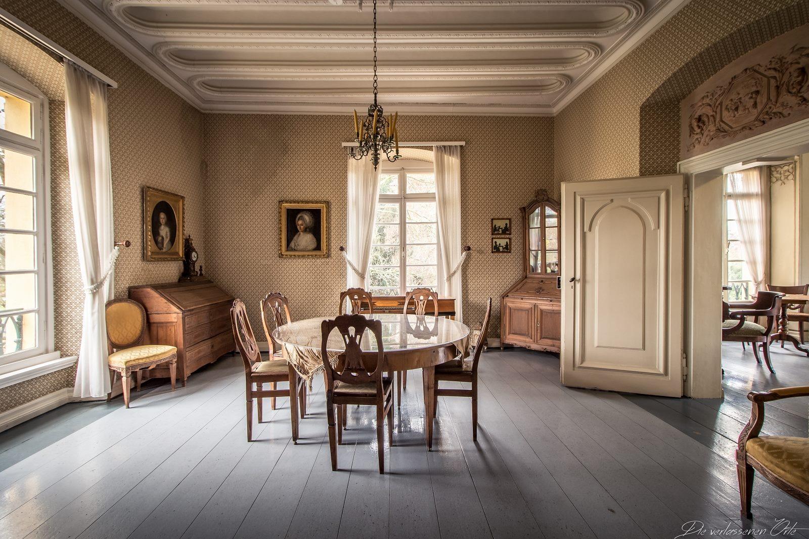 Maison de la Chassee – Die verlassenen Orte