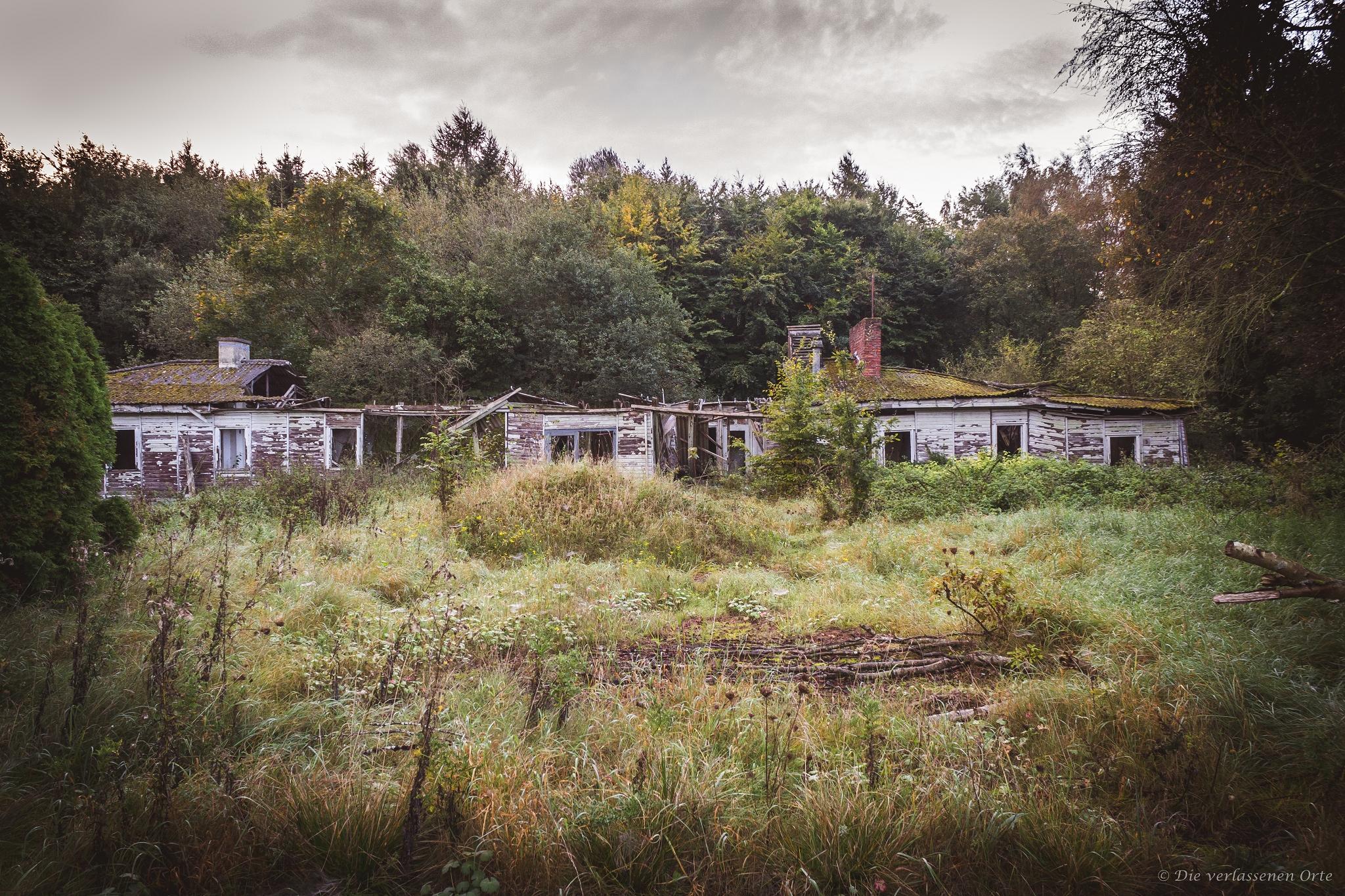 Aachen nähe verlassene orte Lost Places