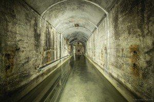 Der unterirdische Beschussbunker (12)