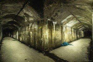 Der unterirdische Beschussbunker (15)