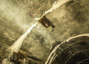 Der unterirdische Beschussbunker (16)