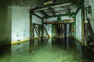 Der unterirdische Beschussbunker (6)