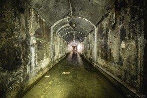 Der unterirdische Beschussbunker (8)