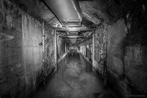 Der unterirdische Beschussbunker (9)