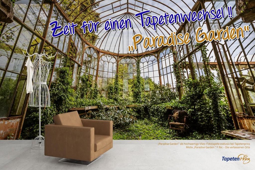 Tapete Paradise Garden