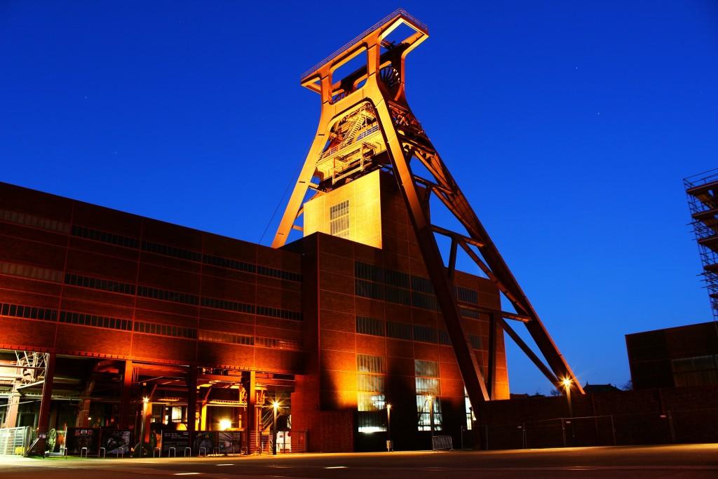 Casino Zeche Zollverein Speisekarte